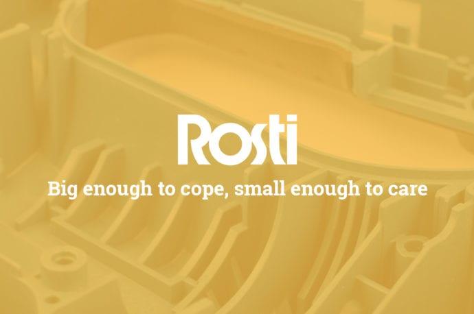 Rosti - Towards world class operation