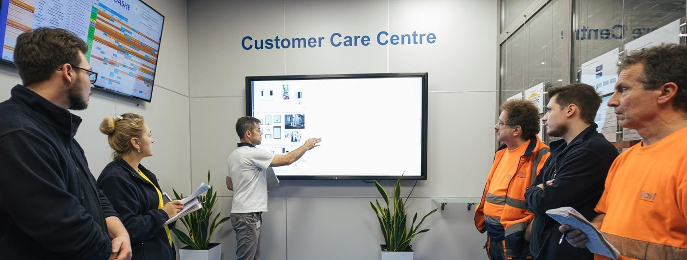 Rosti - Customer Care Centers