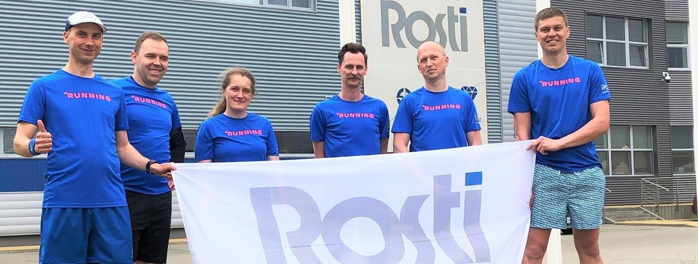 Rosti - Community involvement