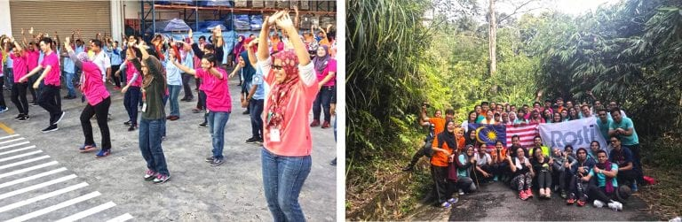 World Health Day at Rosti Malaysia