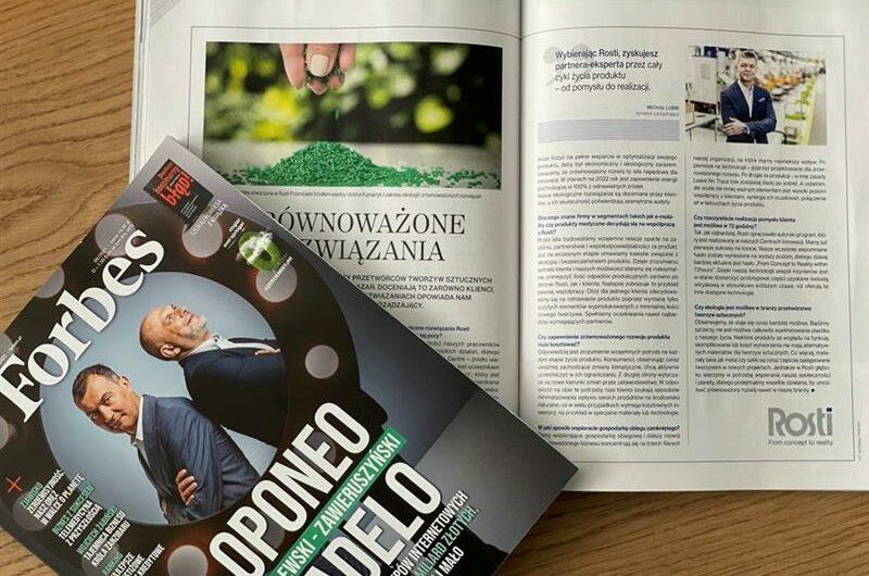 Rosti Poland Sustainability
