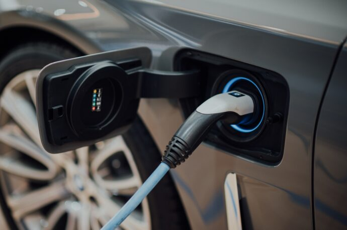 EV charging plastic injection moulding
